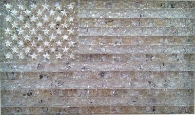 David Datuna, 'Untitled (White Flag)', ca. 2012