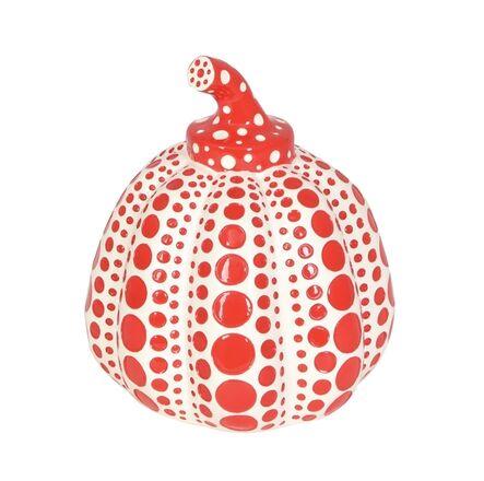 Yayoi Kusama, 'Red Pumpkin', 2010-2020