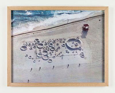 Kolkoz, 'Lunapark from Miami sky', 2013