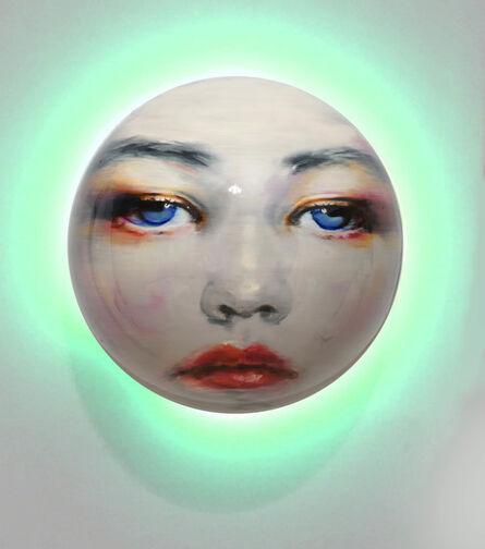 Martin C. Herbst, 'Moon 12', 2018
