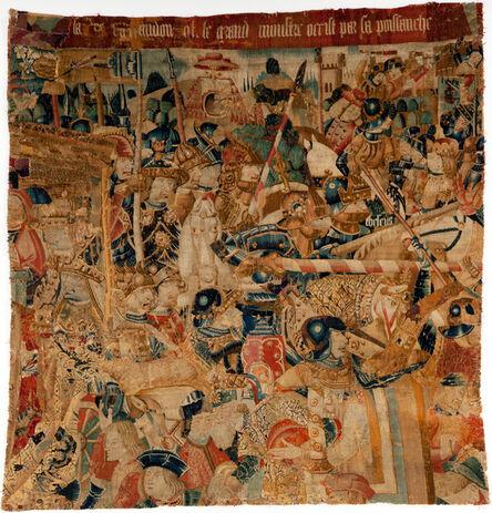 Unknown Artist, 'Theseus Tapestry', ca. 15th century