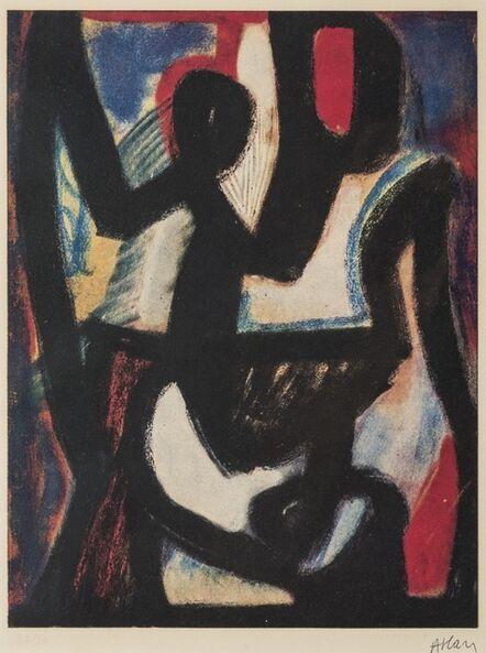 Jean-Michel Atlan, 'Composition', circa 1950