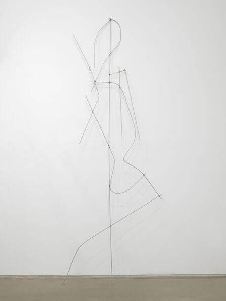 Johannes VanDerBeek, 'Crossing Legs', 2014