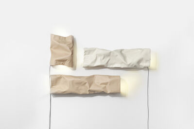 Jung In Lee, 'Frozen #4 series, Wall lamp', 2015