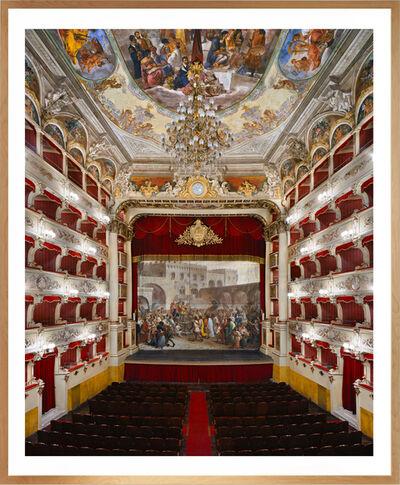 Ahmet Ertug, 'Teatro Morlacchi Auditorium, Perugia   ', 2016
