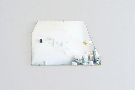 Johannes Wald, 'stade du miroir', 2019