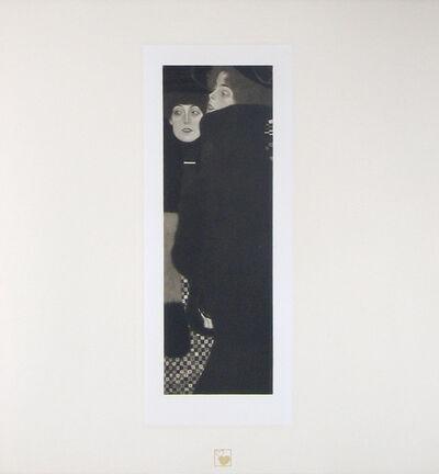 Gustav Klimt, 'Sisters [Das Werk Gustav Klimts]', 1908-1914