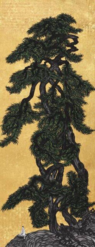 Yao Jui-chung 姚瑞中, 'Analytic Meditation', 2020