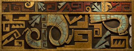 Tammy Garcia, 'Sikyatki Birds (Flat Wall Panel)'