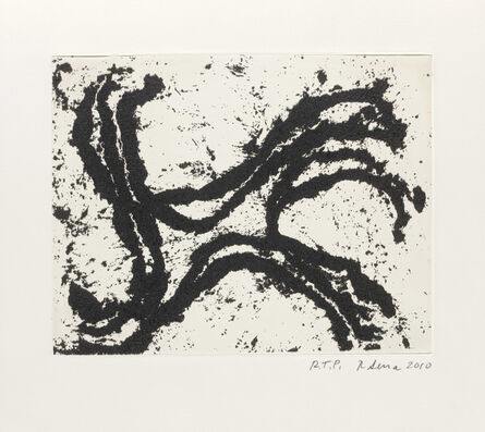Richard Serra, 'Junction #12', 2010