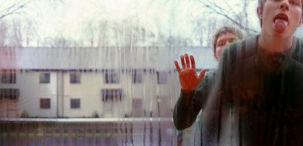 Anthony Goicolea, 'Window Washers', 2001