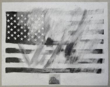 Joshua Neustein, 'American Sfumato', 2017