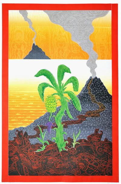 John Buck, 'Sea Mount', 2021