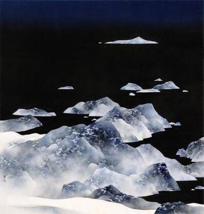 Chan Keng Tin 陳鏡田, 'Stillness Upon Horizon – Gaze out of the South Jeolla, Korea', 2019