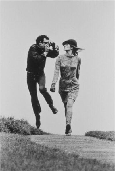 Helmut Newton, 'Action Shot ', 1985