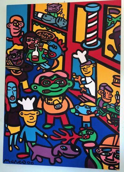 Marco, 'Untitled (Pop Art)', 2000