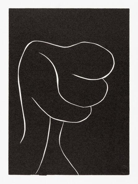 Henri Matisse, '. . . EMPORTÉS JUSQU' AUX CONSTELLATIONS . . . (Variant XI)', 1944