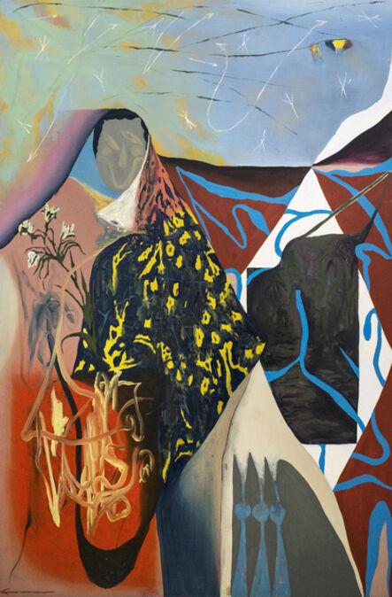 Luis Figueroa, 'Mi brazo me dice que el amor me llevará lejos', 2020
