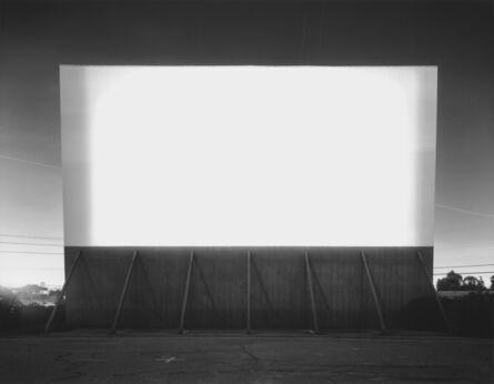 Hiroshi Sugimoto, 'Los Altos Drive-In, Lake Wood ', 1993