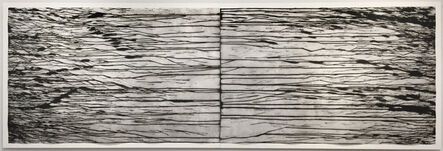 Richard Long, 'Speed of the Sound of Loneliness', 2014
