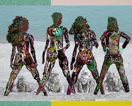 Shamus Clisset, '2 Live Dead', 2015
