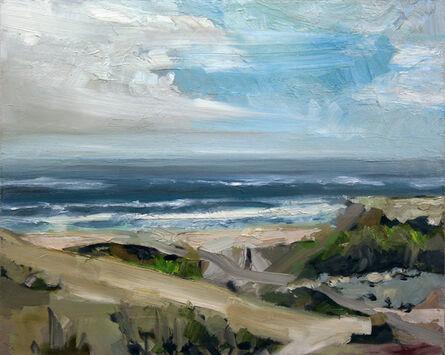 Simon Andrew, 'Sand Dunes Above Beach'