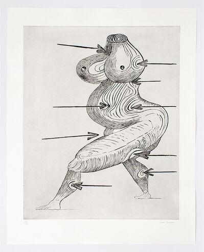Louise Bourgeois, 'Sainte Sebastienne', 1992