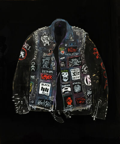 Rose Eken, 'Jacket with Patches', 2018