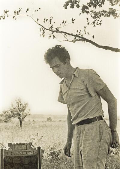 Helen Levitt, 'N.J. 1939 JAMES AGEE', 1939
