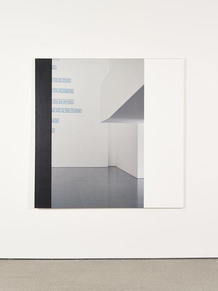 Ian Wallace, 'MACBA Interior IV', 2009