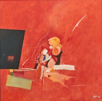 Heitham Adjina, 'Red', 2002