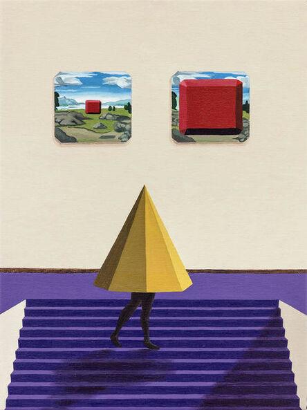 Max Gómez Canle, 'No modo cripta', 2017