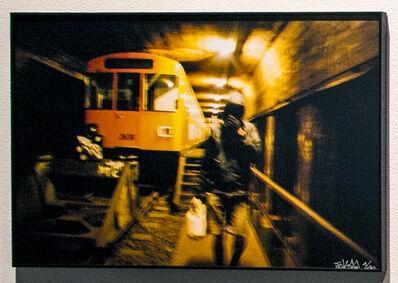 Alex Fakso, 'Berlin Escape, Berlin Subway', 2011