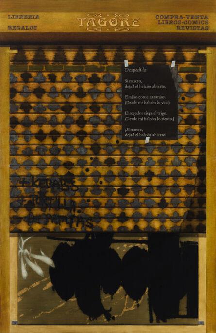 Atul Dodiya, 'Shop in Granada', 2015