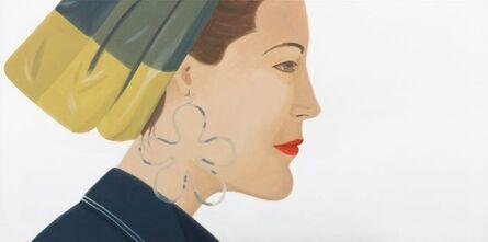 Alex Katz, 'Ursula', 1990