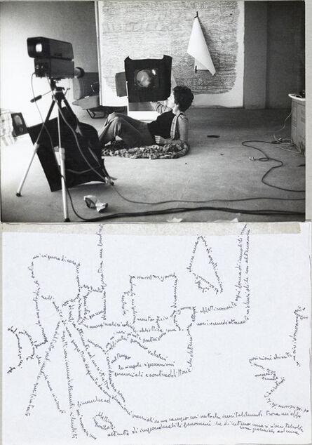 Ketty La Rocca, 'Il Mio Lavoro (My Work)', 1973
