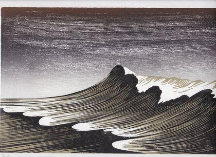 Merlyn Chesterman, 'Winter Wave'