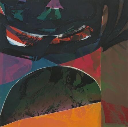 Syd Solomon, 'Green Moment', 1979
