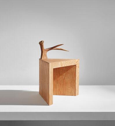 "Rick Owens, '""Stag"" stool', 2009"