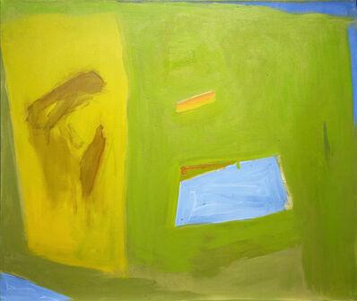 Esteban Vicente, 'Sound', 1992