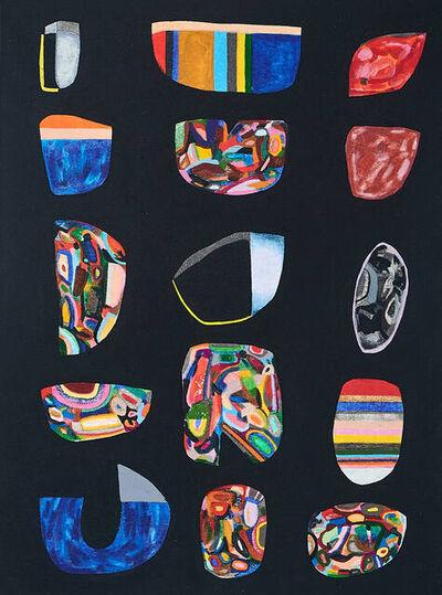 Sasha Hallock, 'Untitled, Small Vessels No. 6', 2021