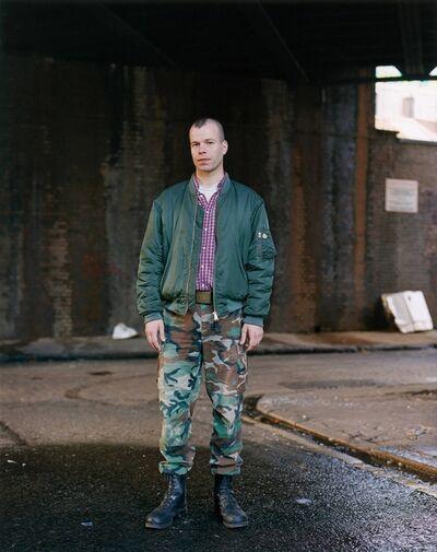 Albrecht Fuchs, 'Wolfgang Tillmans, London', 2001
