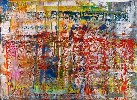 Gerhard Richter, 'Abstraktes Bild (P1)', 1990/2014