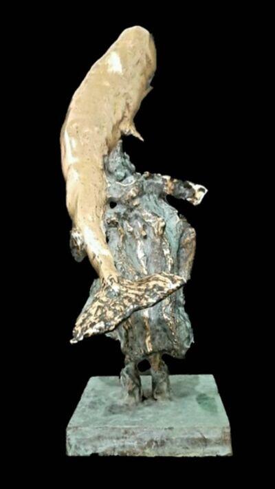 Aziz Anzabi, 'Human in Auction II', 2020