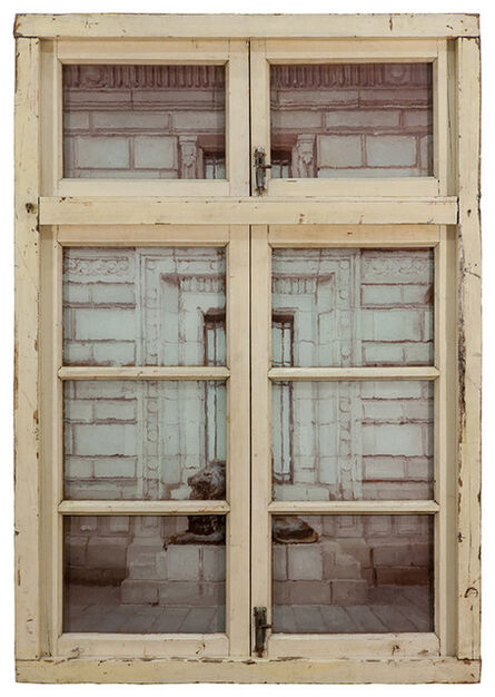 Li Qing 李青 (b. 1981), 'Neighbour's Window · London Style #1', 2013