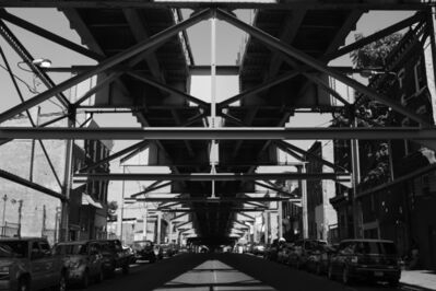 Khalif Rivers, 'Convergence/Divergence?', 2017