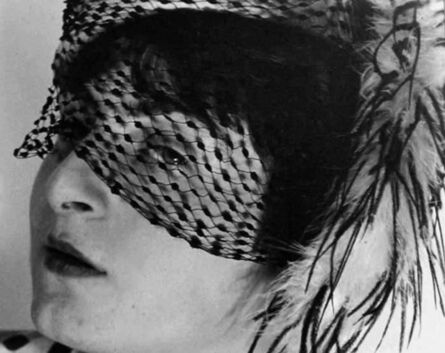 Ringl + Pit, 'Pit with Veil', 1930