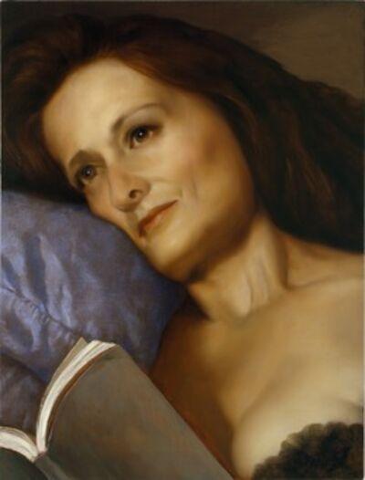 John Currin, 'The Pillow', 2006