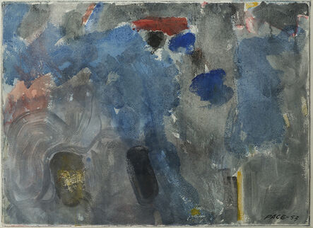 Stephen Pace, 'Untitled (53-W21A)', 1953