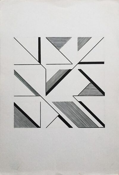 Falves Silva, 'Untitled', 1979